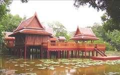 Тайский дом