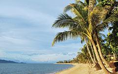 Вокруг острова Панган на парусной яхте