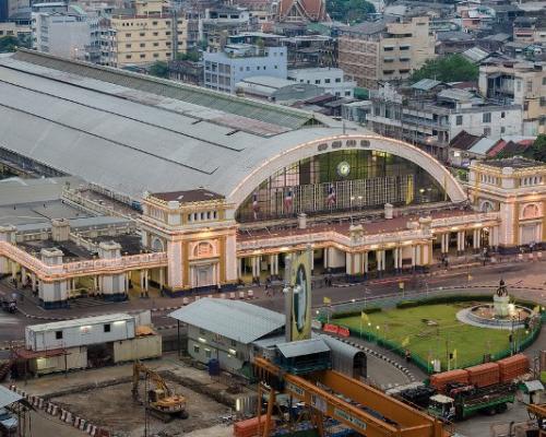 100-летний юбилей отметит первая железнодорожная станция Таиланда