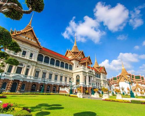 Одна из самых популярных достопримечательностей в мире находится в Бангкоке
