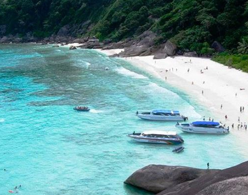 Власти закрыли один из островов Таиланда