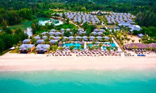 Самый романтичный отель по версии Luxury Travel Award 2016 в Таиланде