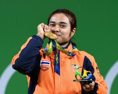 Первая золотая медаль Таиланда в Рио